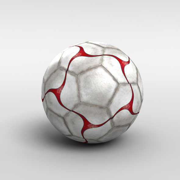 Soccer Ball - 3DOcean Item for Sale