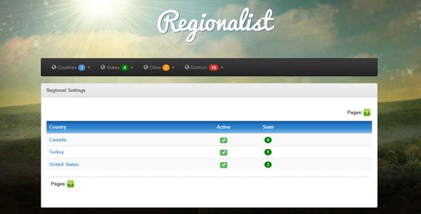 Regionalist PHP Localization Editor