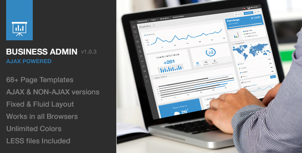 Business Admin Template