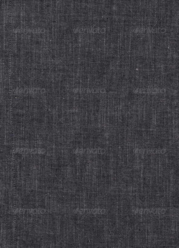 Black Linen Texture - Stock Photo - Images