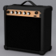 Guitar Amplifier (Low Poly) - 3DOcean Item for Sale