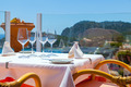 Restaurant with Sea Views - PhotoDune Item for Sale