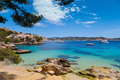 Cala Fornells View in Paguera, Majorca - PhotoDune Item for Sale