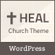 Heal Church & Charity WordPress Theme - ThemeForest Item for Sale