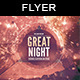 Great Night | Flyer Template - GraphicRiver Item for Sale
