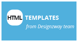 Site Templates (HTML) from Designzway
