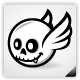 Villain Skull Sprite Sheet - GraphicRiver Item for Sale