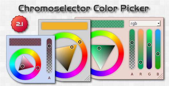 Chromoselector - a jQuery Color Picker Plugin - CodeCanyon Item for Sale