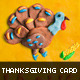 Handmade Plasticine Thanksgiving Card - GraphicRiver Item for Sale
