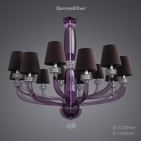 Barovier toso 5563_10 - 3DOcean Item for Sale