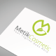 Metik Cosmetic Logo Template - GraphicRiver Item for Sale
