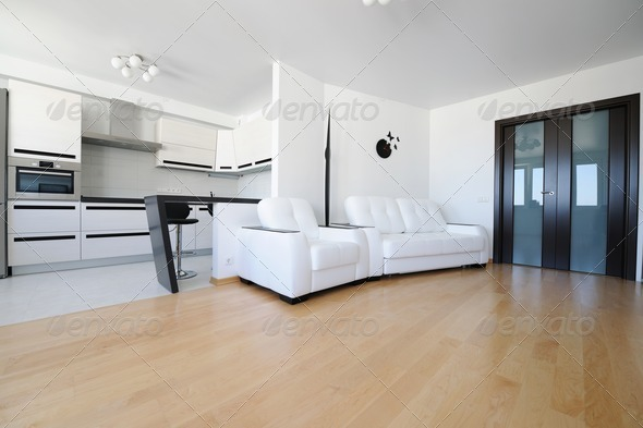 PhotoDune Living room 757323