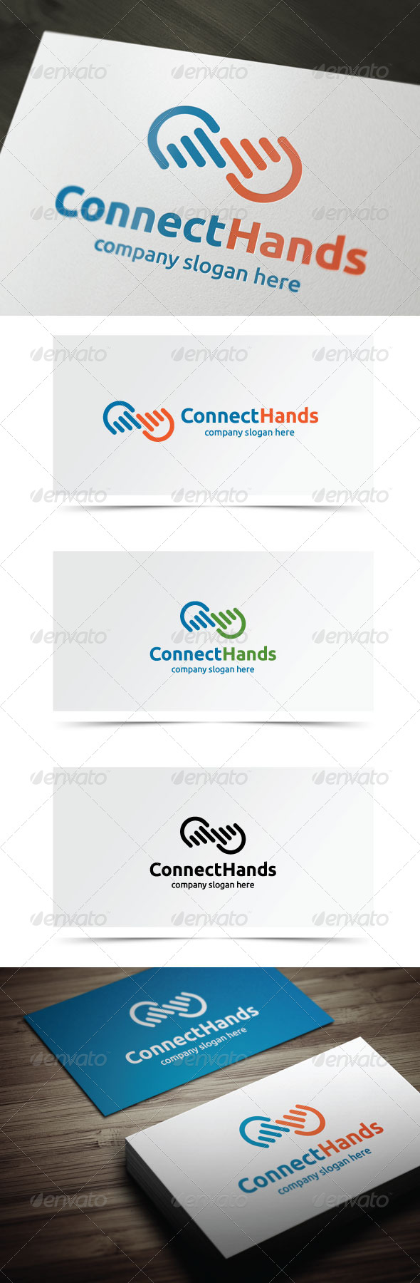 Connect Hands