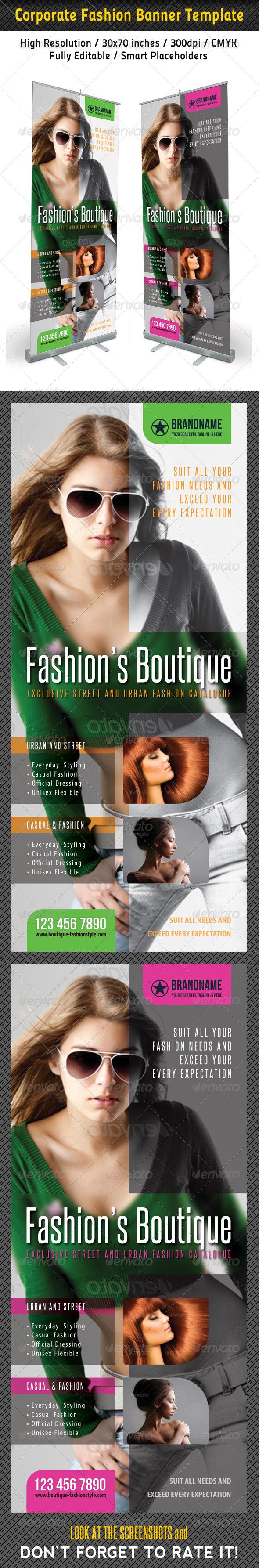 Fashion Multipurpose Banner Template 39