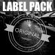 Flat Original Label Pack