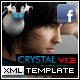 Crystal Facebook Fan Page Template - ActiveDen Item for Sale