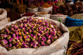 Roses for sale Marrakech souk - PhotoDune Item for Sale