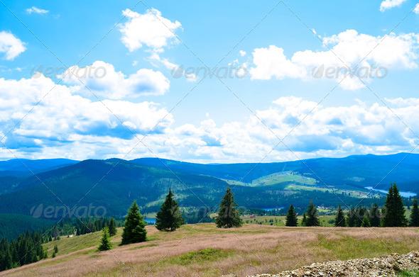 Environments - Landscapes