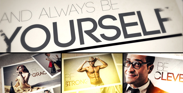 Always BE Yourself Photo Gallery