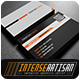 IntenseArtisan Business Card Vol.52 - GraphicRiver Item for Sale