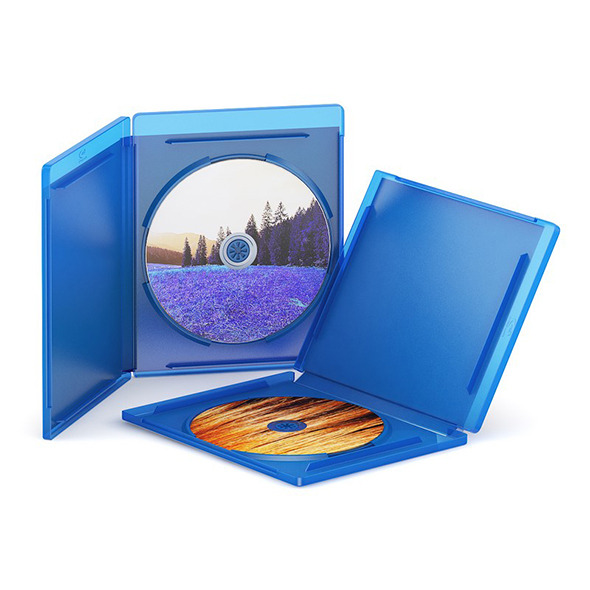 Open Blu-Ray Cases - 3DOcean Item for Sale