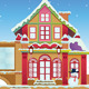 Santa Claus House and Ice Castle - GraphicRiver Item for Sale