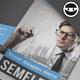 Standard Business Brochure - GraphicRiver Item for Sale