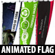 Animated Flag