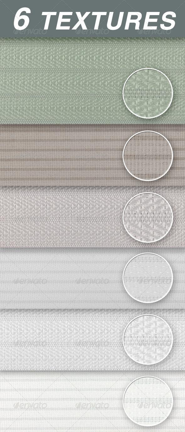 fabric with striped hemstitch