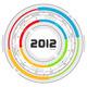 Futuristic Calendar 2012 - GraphicRiver Item for Sale