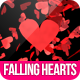 Falling Love Hearts - VideoHive Item for Sale
