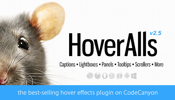 HoverAlls v2.5 - CodeCanyon Item for Sale
