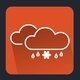 Flat Weather Icons - GraphicRiver Item for Sale