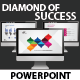 The Diamond of Success Powerpoint Presentation - GraphicRiver Item for Sale