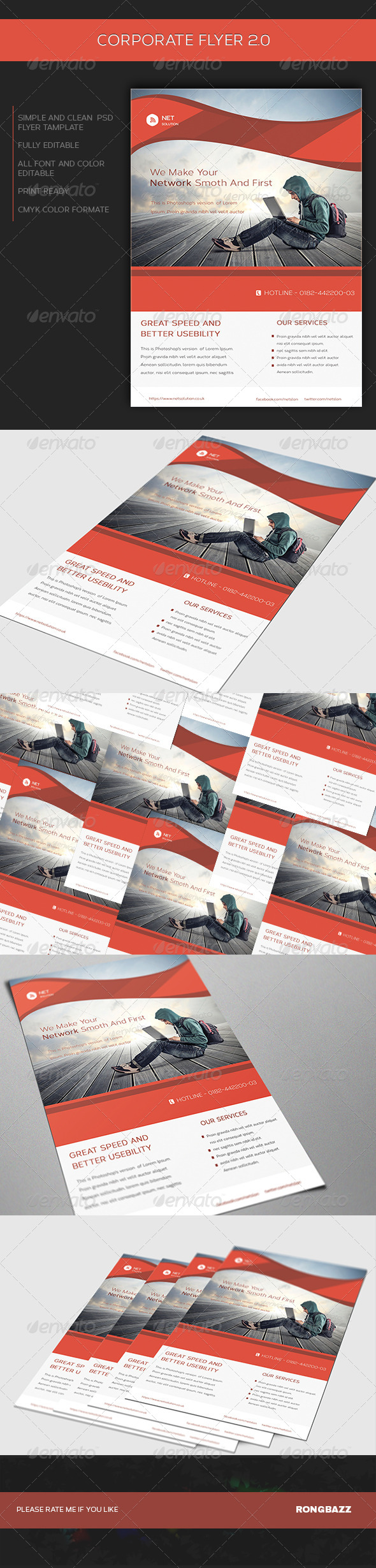 Corporate Flyer 2.0