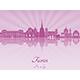 Turin Skyline - GraphicRiver Item for Sale