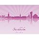 Stockholm Skyline - GraphicRiver Item for Sale