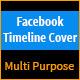 Multi Purpose Facebook Timeline Cover - GraphicRiver Item for Sale