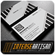 IntenseArtisan Business Card Vol.54 - GraphicRiver Item for Sale