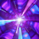 Hi Tech Light Tunnel Background - VideoHive Item for Sale