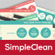 SimpleClean Facebook Timeline Cover - GraphicRiver Item for Sale