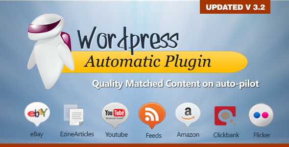 Wordpress Automatic 3.43