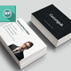 Simple Clean Business Card Vol. 4