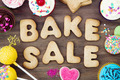 Bake sale cookies - PhotoDune Item for Sale