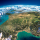 Fragments of the planet Earth. France - PhotoDune Item for Sale
