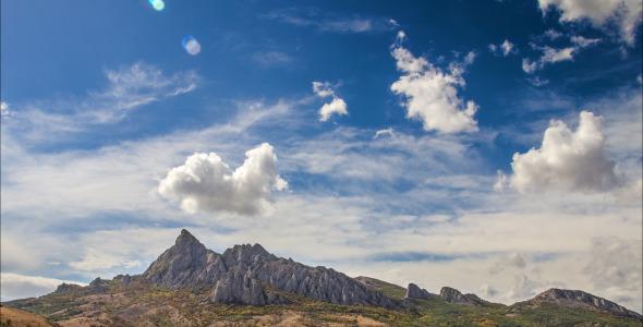 Karadag Mountain