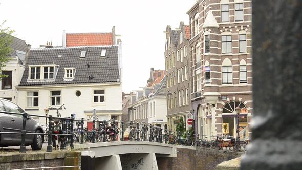 Amsterdam Stock Footage