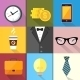 Business Suits Icons Set - GraphicRiver Item for Sale