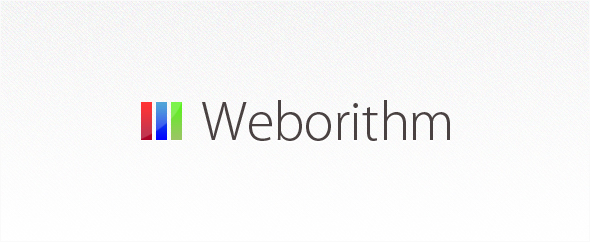 Weborithm-banner