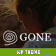 Gone - BuddyPress & WordPress Theme